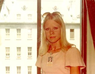 Maarja Krusten, National Archives employee, 1978