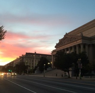 National Archives, October 2014