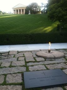 John F. Kennedy gravestite, Arlington National Cemetery