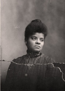 Ida B. Wells-Barnett, NARA, Dr. Trichita Chestnut's Baker article, 2008