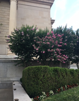 National Archives, Constitution Avenue, August 2018