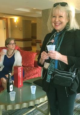Kate Theimer, Maarja Krusten, SAA, DC hotel lounge, 16 August 2918 (2)