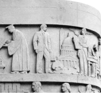 Lee Lawrie, GAO Building, G Street bas relief