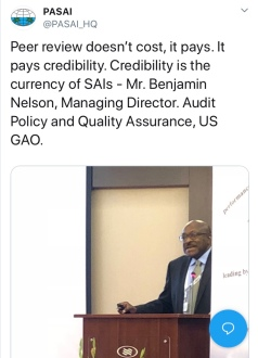 GAO Ben Nelson on credibility
