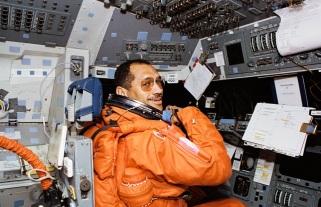 Charles Bolden, NASA photo, sts060-302-001