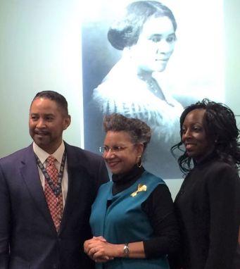 GAO Blacks in Government event about Madam C. J. Walker, 2015