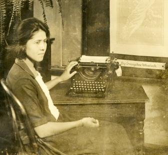 Photographs of school life, 1912-1917, NARA holdings, catalog 2241105_011_001